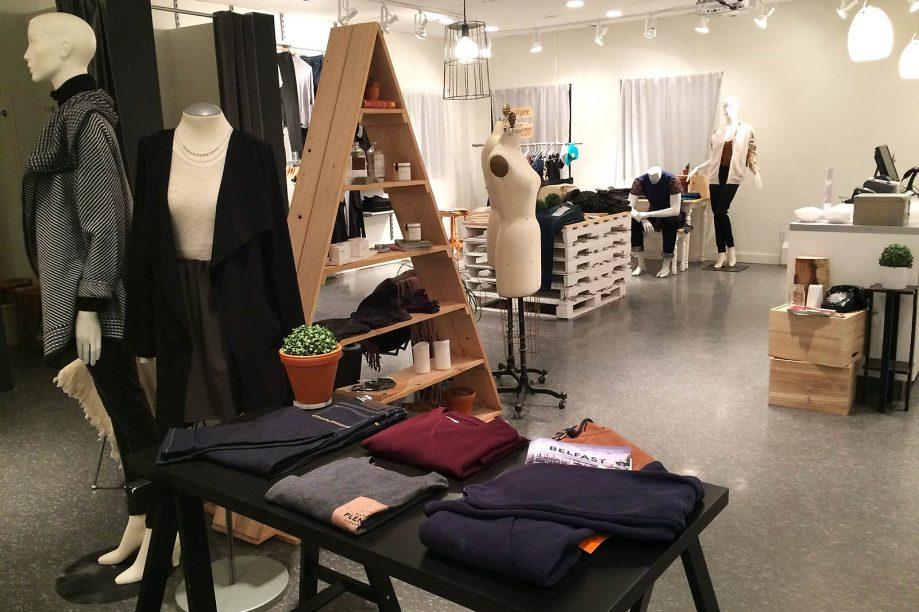 Commercialisation de la mode (DEC)