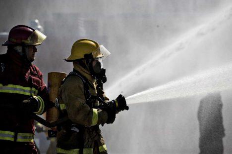 Intervention en sécurité incendie (DEP)