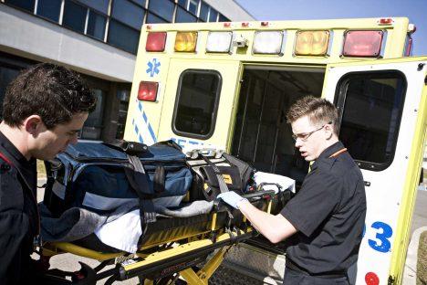 Soins préhospitaliers d'urgence (DEC)
