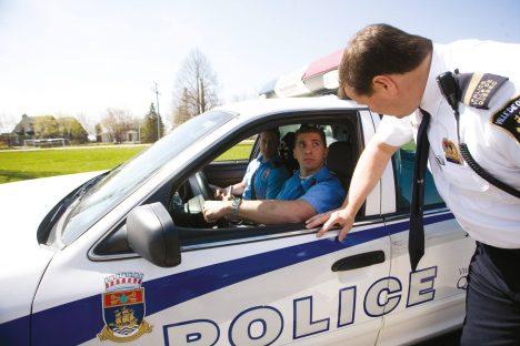 Techniques policières (DEC)