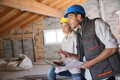 Technologie de l'inspection de bâtiments
