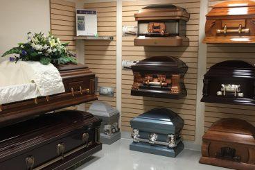 École salon funéraire