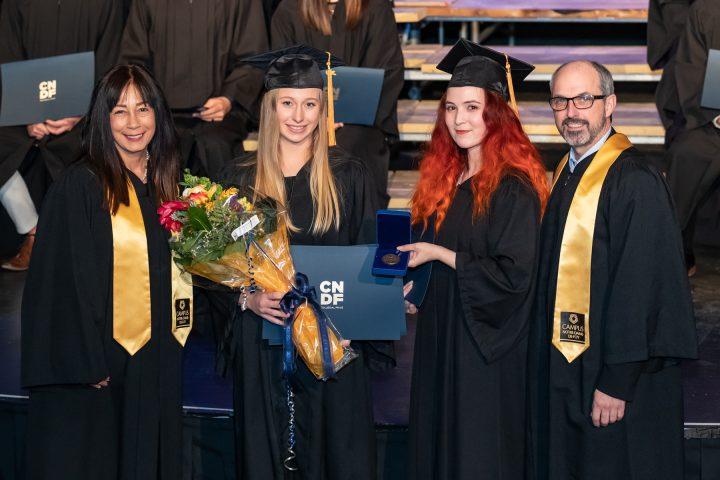 mentions honneur diplômes cndf