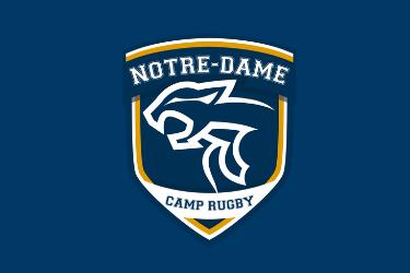 Camp de rugby féminin